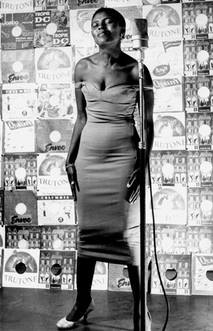 Miriam Makeba ~ Kalk Bay Modern: Jurgen Schadeberg - THE BLACK & WHITE FIFTIES
