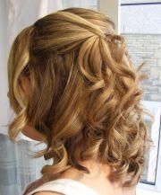 bridesmaid wedding hairstyles