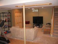 complete basement remodel partial basement remodel ...
