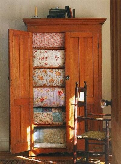 Awesome cabinet for quilts and projects  QuiltsSewing