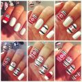 Photos by bowful gramio nail art step by step pinterest
