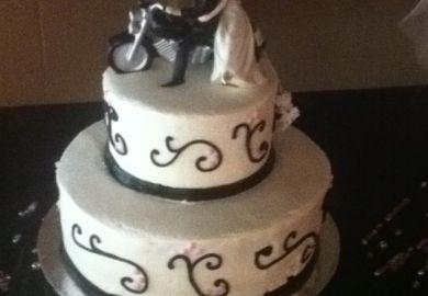 Biker Wedding Cakes 2