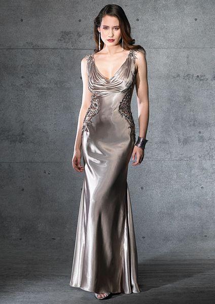 Silk Charmeuse dress  Wedding Ideas  Pinterest