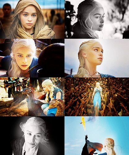 Daenerys Targaryen ~ Game of Thrones Fan Art