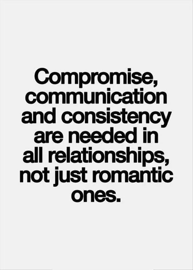 Quotes About Consistency Relationships