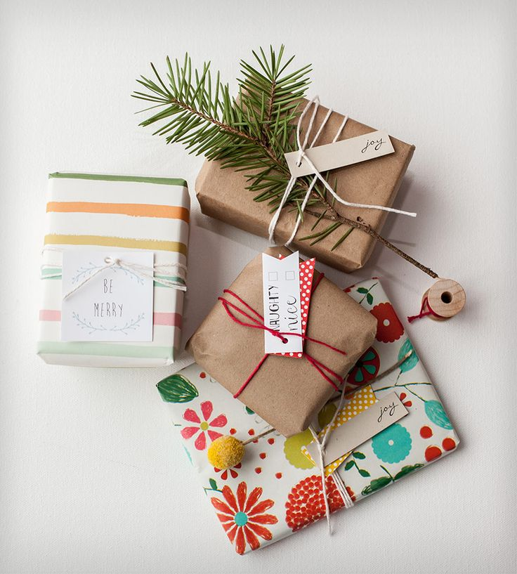 Holiday Gift Tag Assortment - Pack of 24