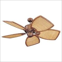wicker ceiling fans | Rattan Ceiling Fan | Decor | Pinterest
