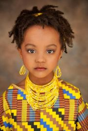 african princess natural styles