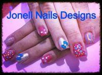 Jonell Nails Design Puerto Rico | NAILS | Pinterest