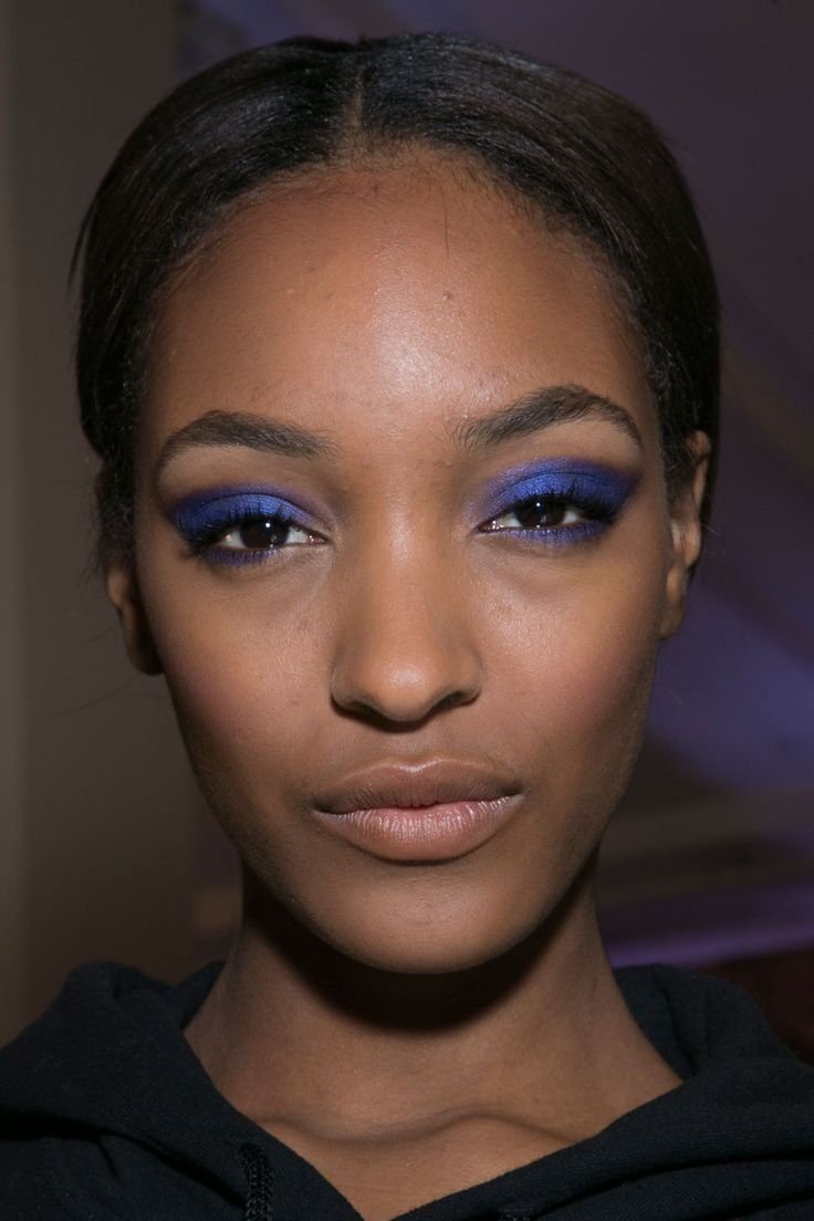 Fall Brights: This indigo shadow shade, part of Jason Wu's upcoming collaboration with Lancome, will be available just in time for Fall.