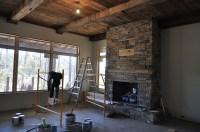 reclaimed barnwood ceiling | Decorating | Pinterest