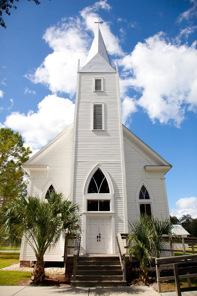 Wedding Bells Are Ringing Chapel
