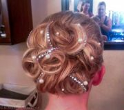 hair style military ball