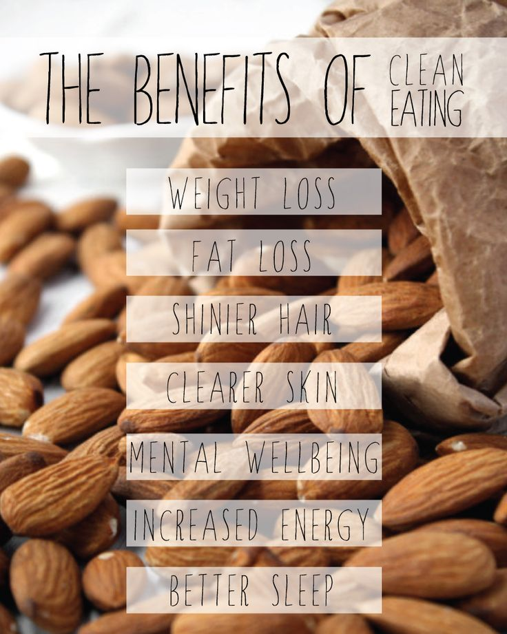 The Benefits of Clean Eating