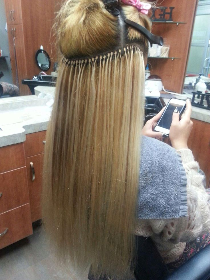 Fusion Hair Extensions Tulsa Ok Hairstly