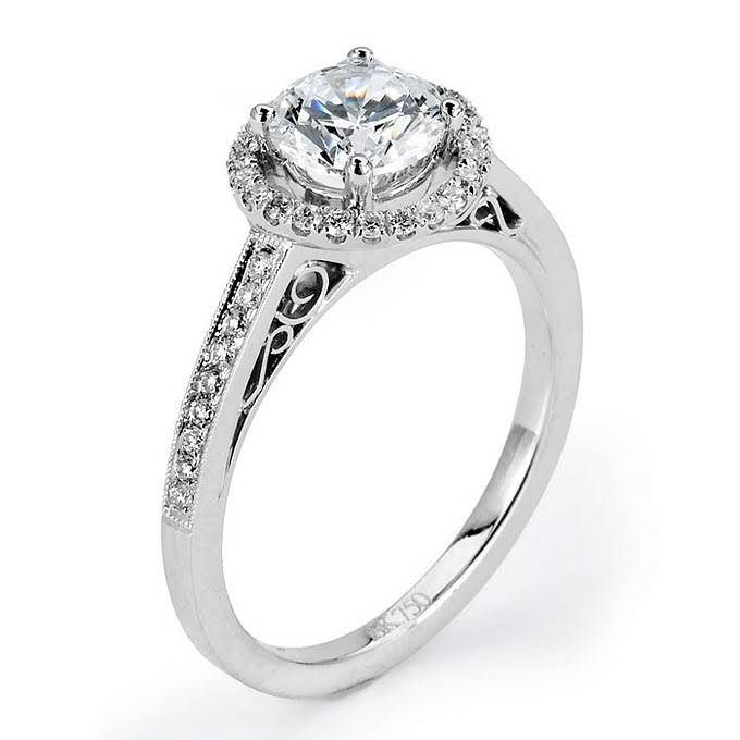 Engagement Rings Under 5000