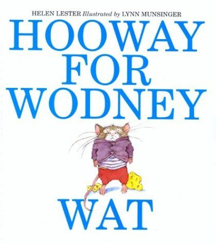 Wodney Wat is teased for his speech until one day he becomes the class hero.