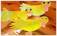 Paper Plate Duck | The Story About Ping | Pinterest