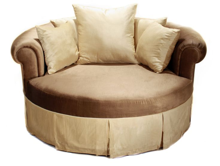 Large Round Living Room Chairs  Zion Star
