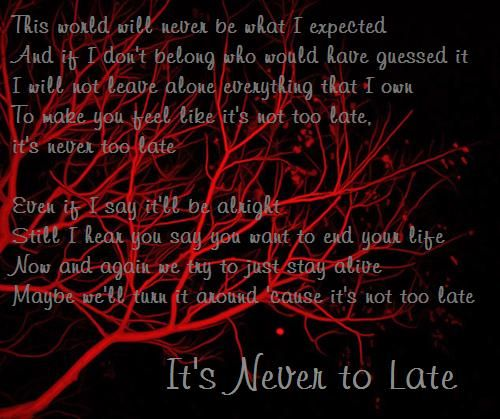Fall Out Boy Album Wallpaper Three Days Grace Lyric Quotes Quotesgram