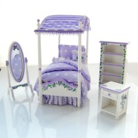 Pin by Dee Killingsworth on Miniatures - Bedrooms | Pinterest