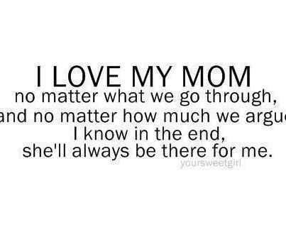 Sorry Mom Quotes. QuotesGram