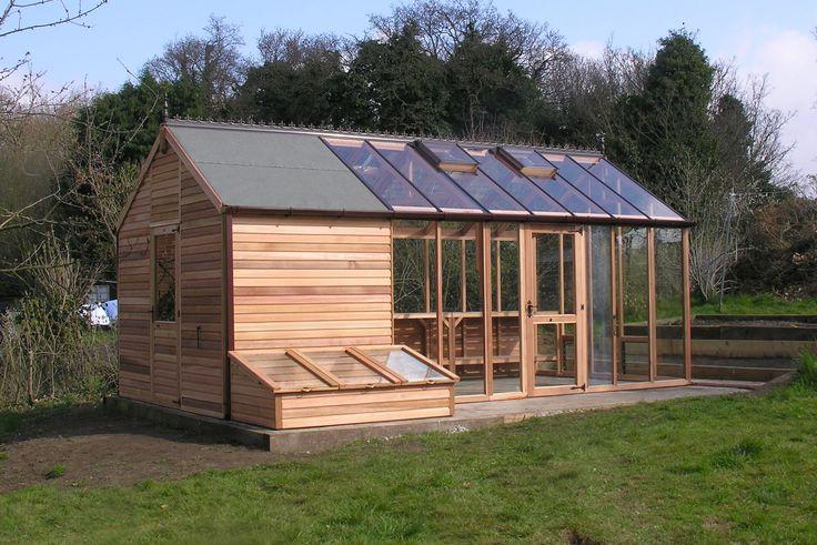 Self Build Garden Shed