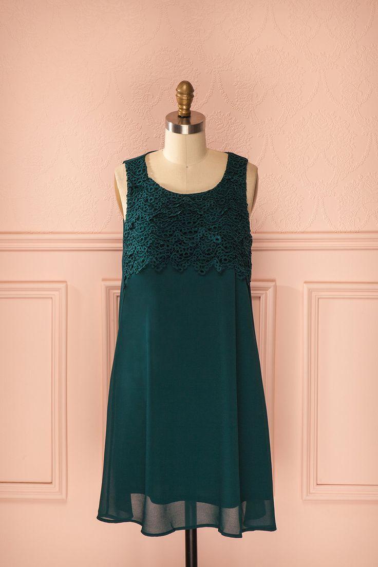 robe-verte-sarcelle-fluide-boutique-1861