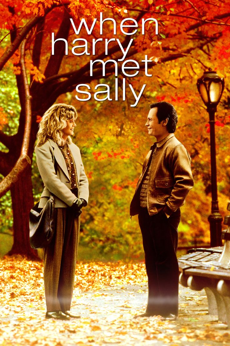 When Harry Met Sally... (1989)    96 min  -  Comedy | Drama | Romance