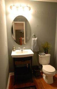 Powder Room Vanities | Howtoword Design Ideas