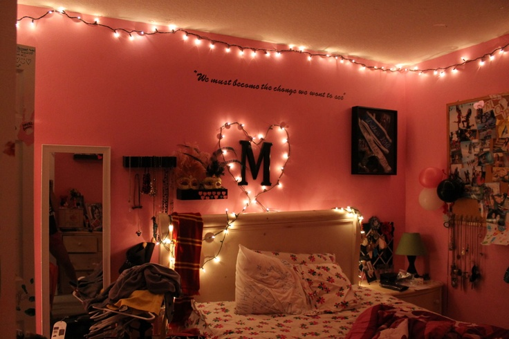 light pink hearts tumblr