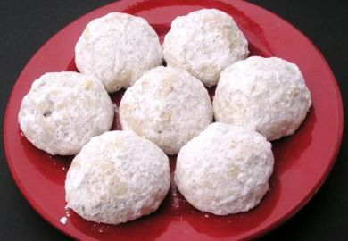 Mexican Wedding Cookies Recipes Pecans