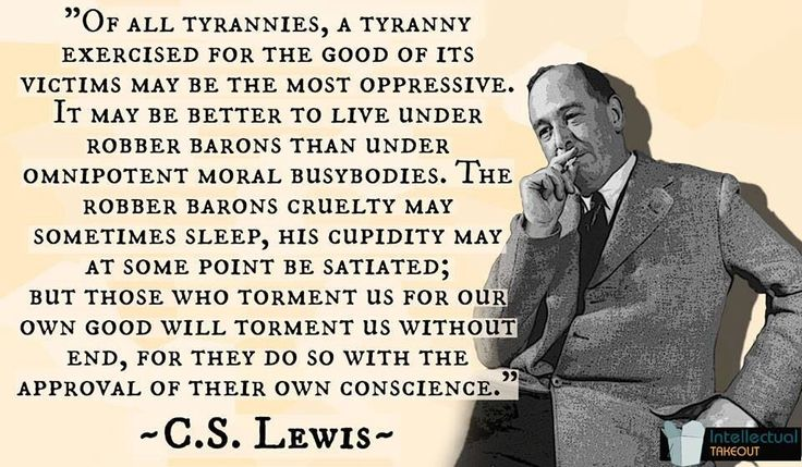 C. S. Lewis #cslewisquote