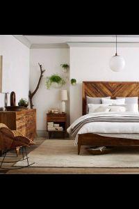 West Elm bedroom | Home inspiration | Pinterest