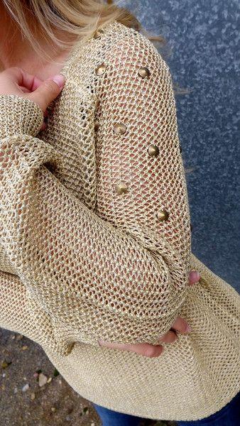 Golden Girl Sweater