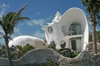 Conch Shell House, Isla Mujeres, Mexico | Architecture ...