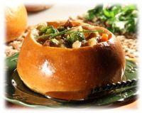 Soup Bread Bowl   Yum!!!   Pinterest