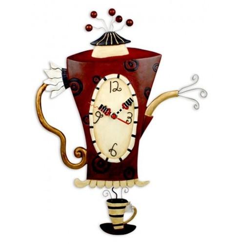 Clocks Wall Kitchen Whimsical