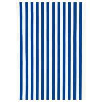 SOFIA Fabric, wide stripe, bright blue
