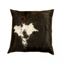 Cowhide Pillow - Brindle   For the Home   Pinterest