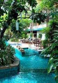 Amazing Backyards With Pools | www.imgkid.com - The Image ...