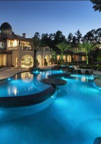Extreme backyard Dream | Extreme pools | Pinterest