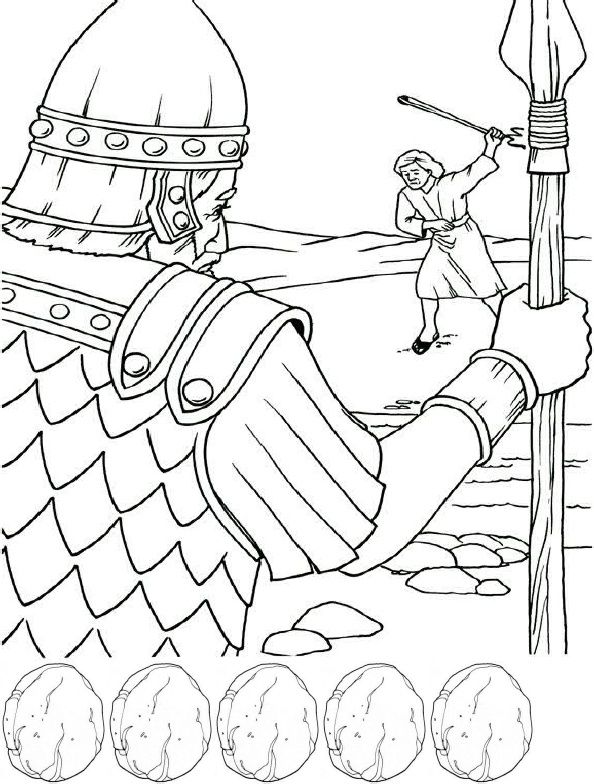 David Spares Sauls Life Coloring Page Coloring Pages