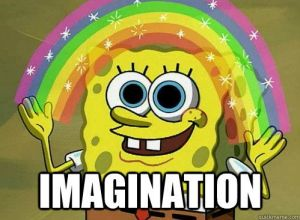 Spongebob, Imagination Episode