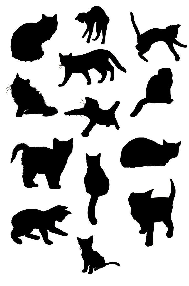 Download KLDezign SVG: Cats | Cricut | Pinterest