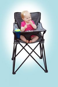 The Portable High Chair. Awesome. | Baby Boog! | Pinterest