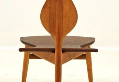 Hans Wegner Valet Chair