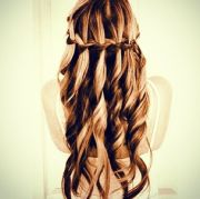 hairstyle navy