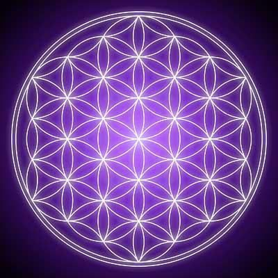 Flower of Life, sacred mandala