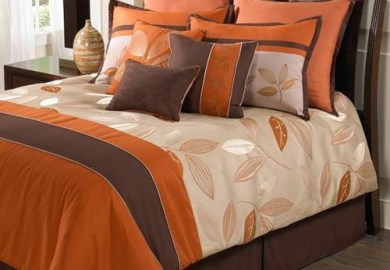 Black And Blue Bed Sets